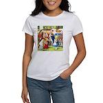 ALICE & THE QUEEN OF HEARTS Women's T-Shirt