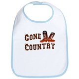 Gone Country Bib