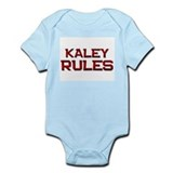 kaley rules Onesie