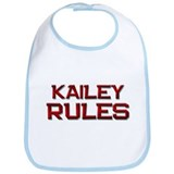 kailey rules Bib