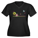 Twilight Shirt-I left my heart in the meadow. Wome