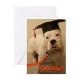 Bubbles Graduation Card