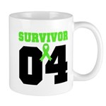 Lymphoma Survivor 4 Years Mug