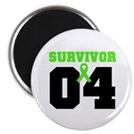 Lymphoma Survivor 4 Years Magnet