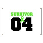 Lymphoma Survivor 4 Years Banner