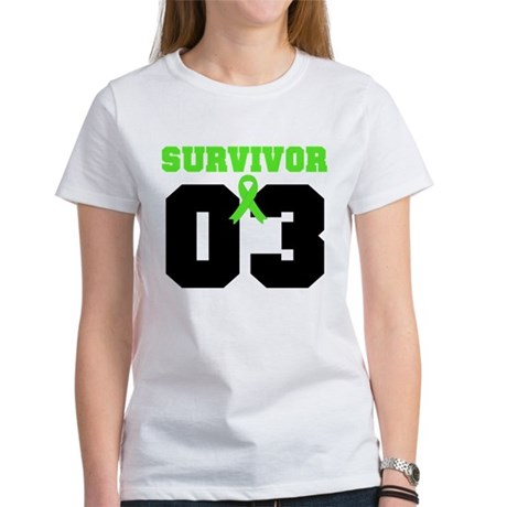 Lymphoma Survivor 3 Years Women's T-Shirt