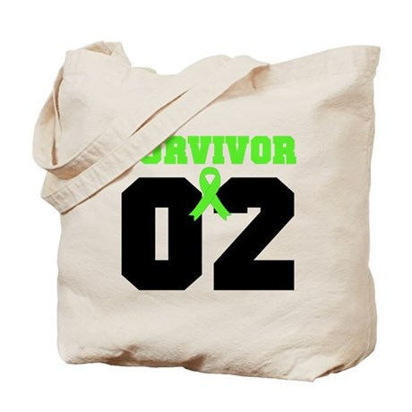 Lymphoma Survivor 2 Years Tote Bag