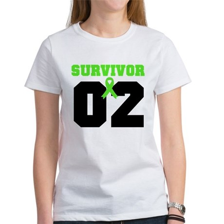Lymphoma Survivor 2 Years Women's T-Shirt