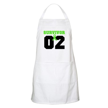 Lymphoma Survivor 2 Years BBQ Apron