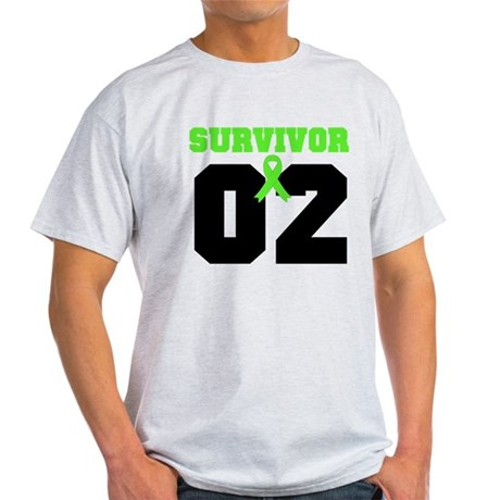 Lymphoma Survivor 2 Years Light T-Shirt
