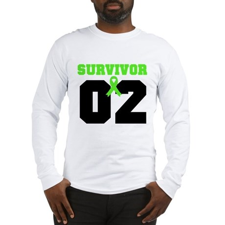 Lymphoma Survivor 2 Years Long Sleeve T-Shirt