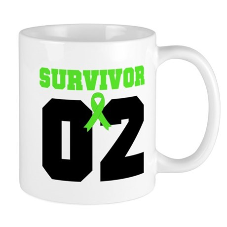 Lymphoma Survivor 2 Years Mug