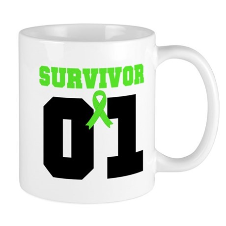 Lymphoma Survivor 1 Years Mug