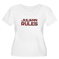 juliann rules T-Shirt
