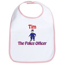 Tim - Police Officer Bib