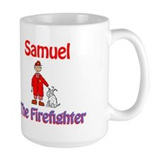 Samuel - Firefighter Mug