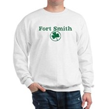 Fort Smith shamrock Sweatshirt