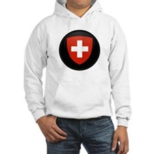 Coat of Arms of Switzerland Hoodie