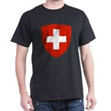 Switzerland Coat of Arms  T-Shirt