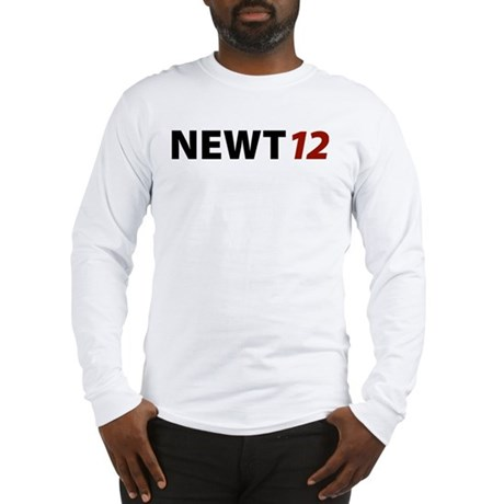 Newt '12 Long Sleeve T-Shirt