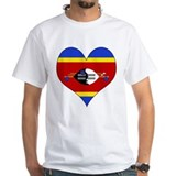 I Love swaziland Shirt