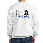 """Hatbag Blues"" Sweatshirt"