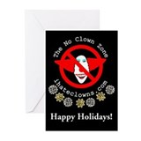 Happy Holidays Greeting Cards (Set of 6)