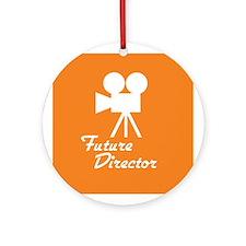 Future Director Ornament (Round)