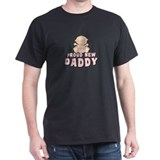 New Daddy Baby Girl T-Shirt