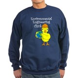 Environmental Engineering Chick Sweatshirt