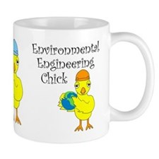 Environmental Engineering Chick Mug