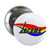 Jerome's Power Swirl Name 2.25&quot; Button (10 pack)