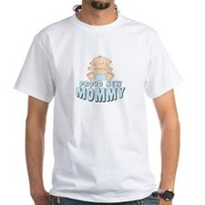 New Mommy Baby Boy Shirt