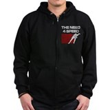 Need 4 Speed Zip Hoodie