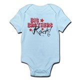 Big Brothers Rock Onesie
