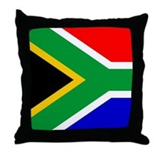South African Throw Pillow