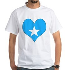 I Love somalia Shirt