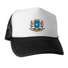 somalia Coat of Arms Trucker Hat