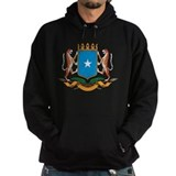 somalia Coat of Arms Hoody