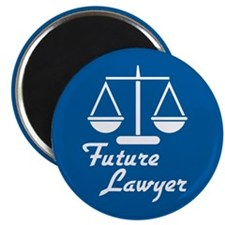 "Future Lawyer 2.25"" Magnet (100 pack)"