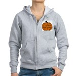 I am the Great Pumpkin Women's Zip Hoodie