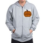 I am the Great Pumpkin Zip Hoodie