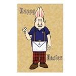 It's Bunny Man! Postcards (Package of 8)