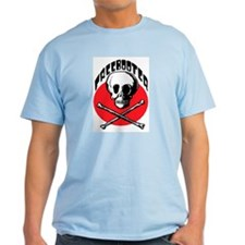 Pirates Ash Grey T-Shirt
