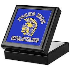 Forks High Spartans - Twilight Keepsake Box