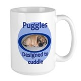 Designer Dog Merchandise Taza