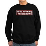 Keep Honking Sweatshirt (dark)