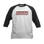 Keep Honking Kids Baseball Jersey