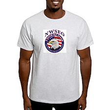 United We Stand Ash Grey T-Shirt