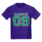 Class Of 09 (Green Varsity) T